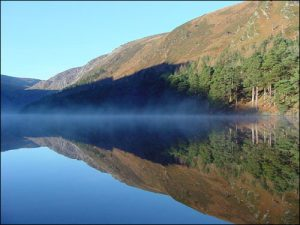 Upper Lake, Wicklow Mountains National Park